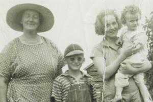 Birnschein Family Cover