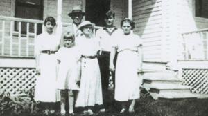Charles Martens Family