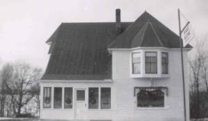 Bogenschutz House.