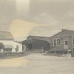 J.F. Bertschinger lumberyard, Egg Harbor.