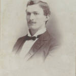 John Bertschinger, age 27