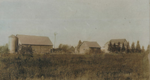 Martens Homestead prior to 1914.